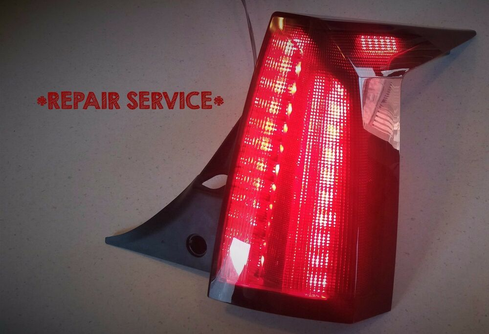 S L on 2006 Cadillac Cts Lighting