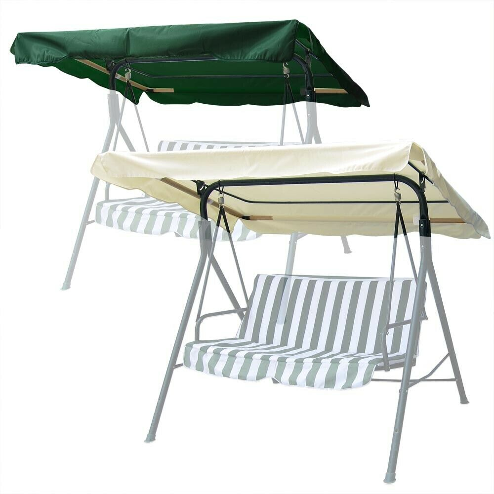 Patio Swing Canopy Replacement Cover Garden Top Cover