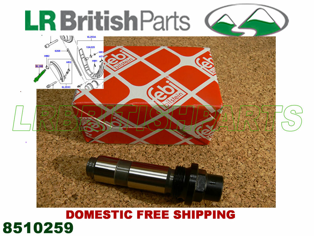 www enginetiming lr3 com land rover timing chain tensioner range rover 03 05 new #15