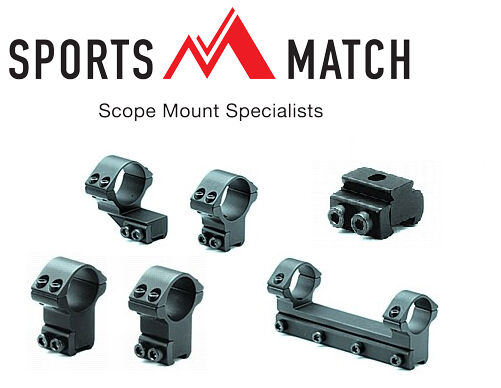 Sportsmatch UK Scope Mounts From 1