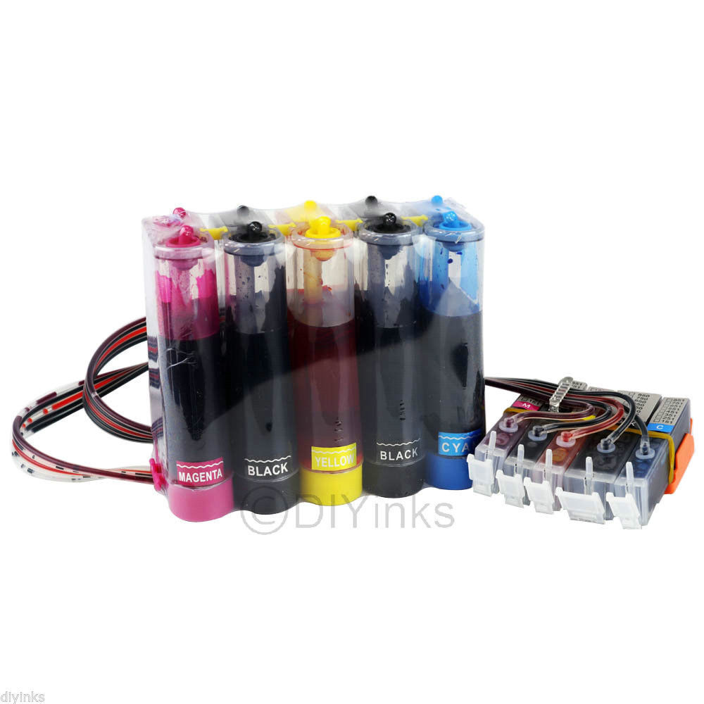 Continuous Ink System Ciss For Canon 270 271 Pixma Mg6821