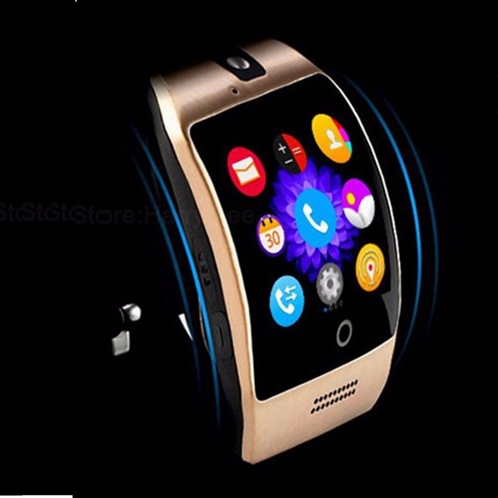Bluetooth Smart Watch Phone For Samsung Galaxy S8 Plus S7