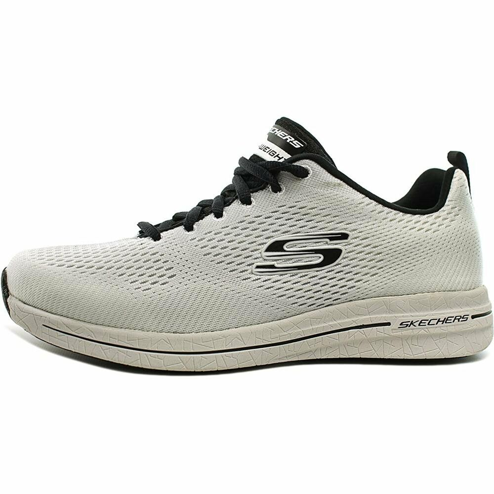 3e8f259bc1aa Details about SKECHERS MENS BURST 2.0 DEBORE WALKING SHOES  52613 WBK