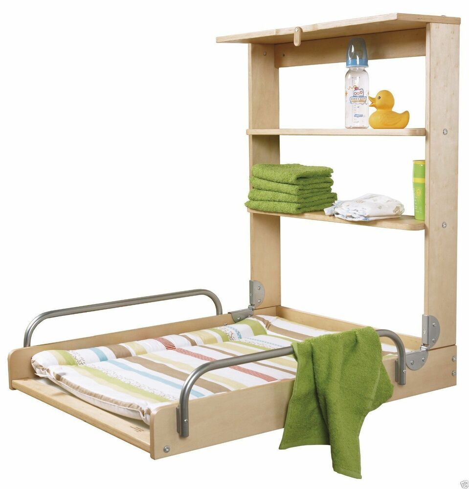 Baby Diaper Changing Table With Baby Mattress Foldable