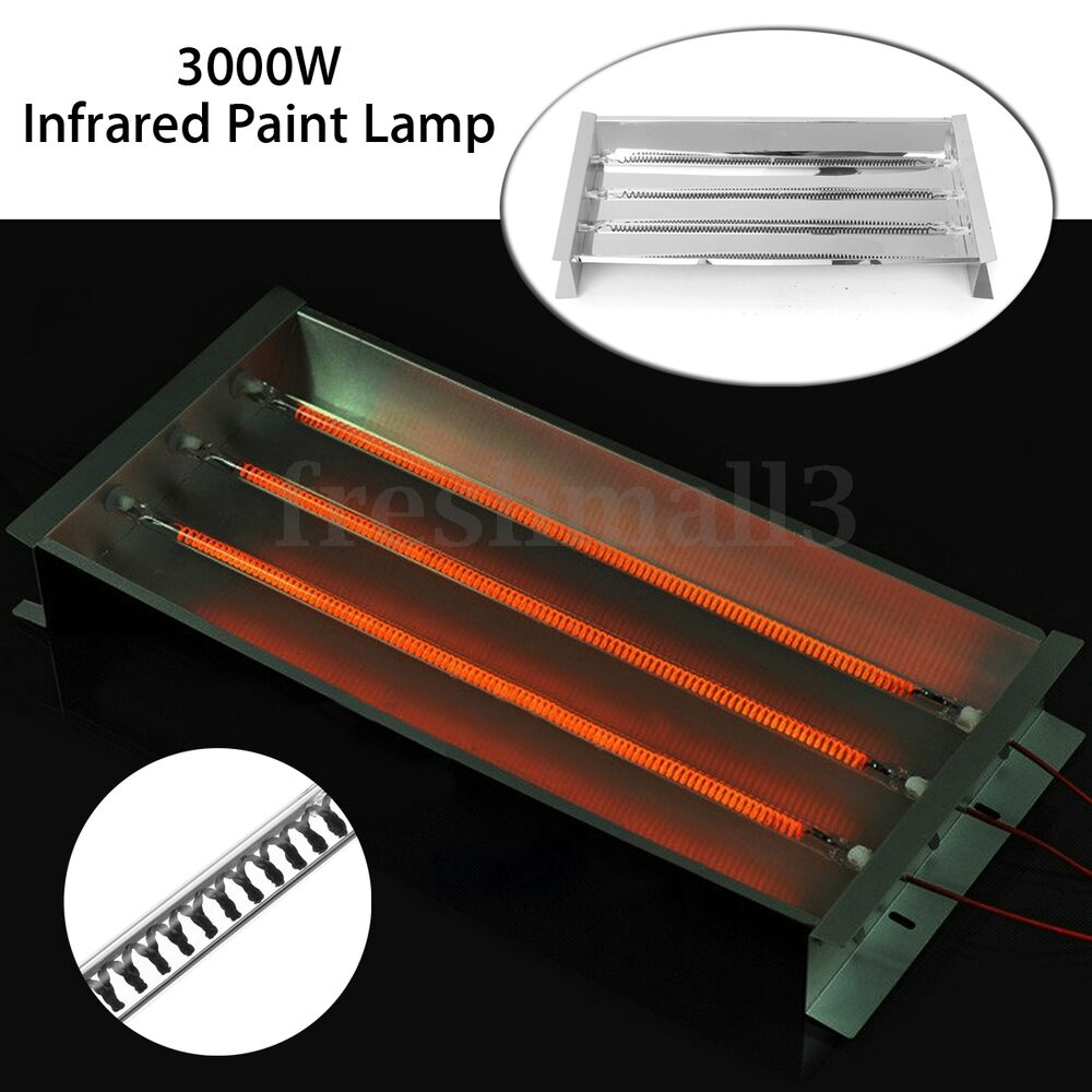 Infrared Paint Curing Lamp Uk