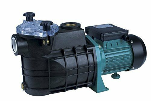 3hp Swimming Pool Pump With Filter Electric Pump Pool Quiet Running Ebay