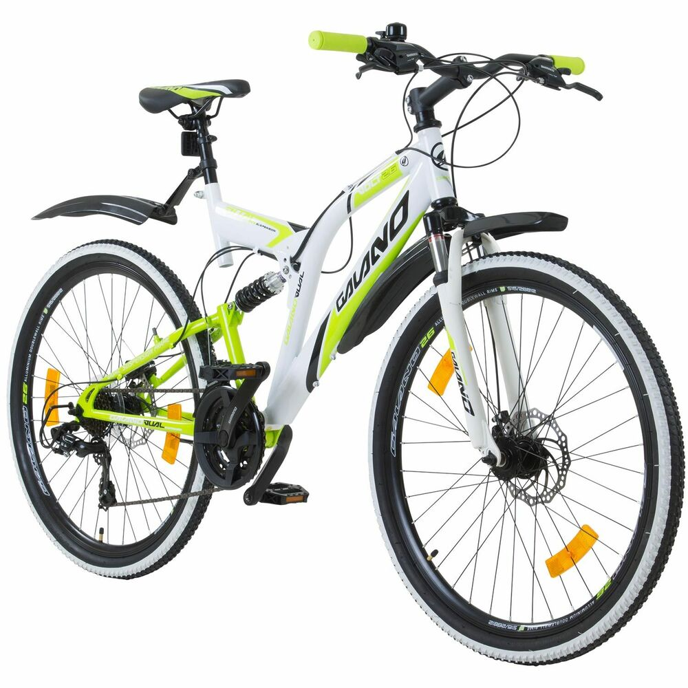 mtb mountainbike 26 zoll fully galano volt ds. Black Bedroom Furniture Sets. Home Design Ideas