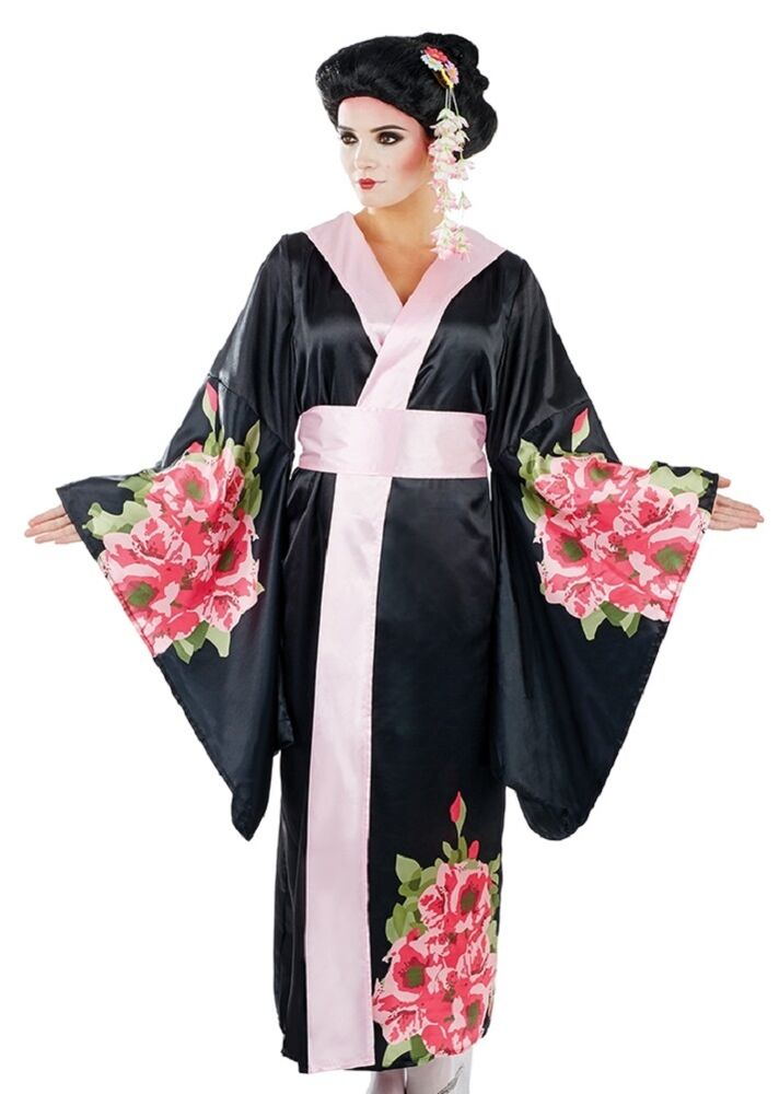 Girl geisha costume cannot be!