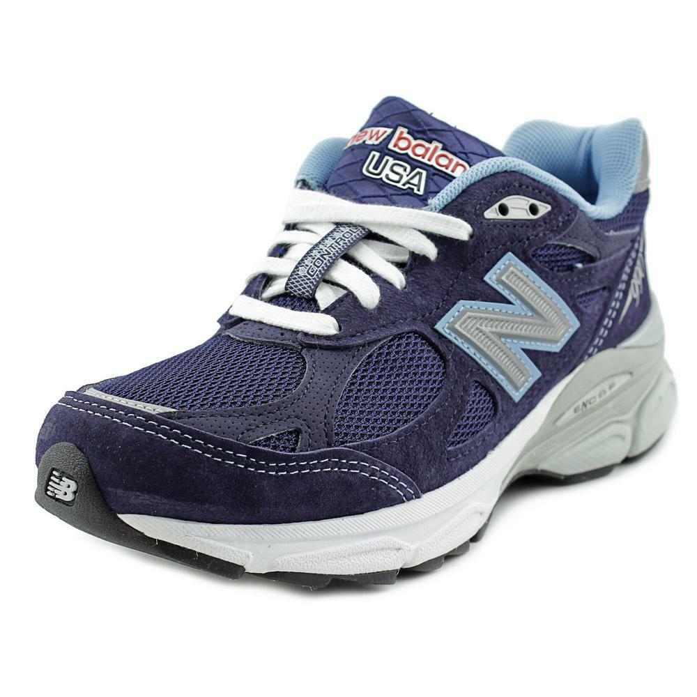 New Balance W Round Toe Synthetic Running Shoe