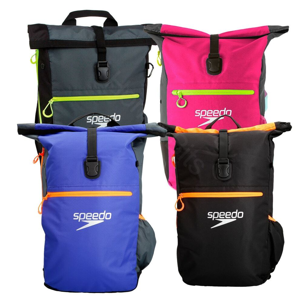 cf7d1f2a4e3b4 Details about Speedo Team Rucksack III Bag Swimming Training Gym Kit Sports  Backpack