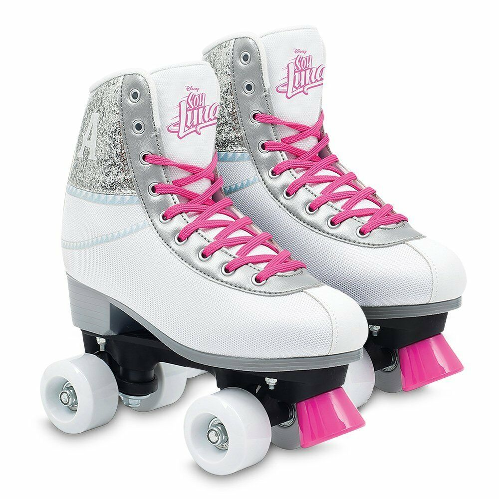 soy luna disney roller skates ambar original tv series size 32 33 1 21 8 cm new 8056379026204 ebay. Black Bedroom Furniture Sets. Home Design Ideas