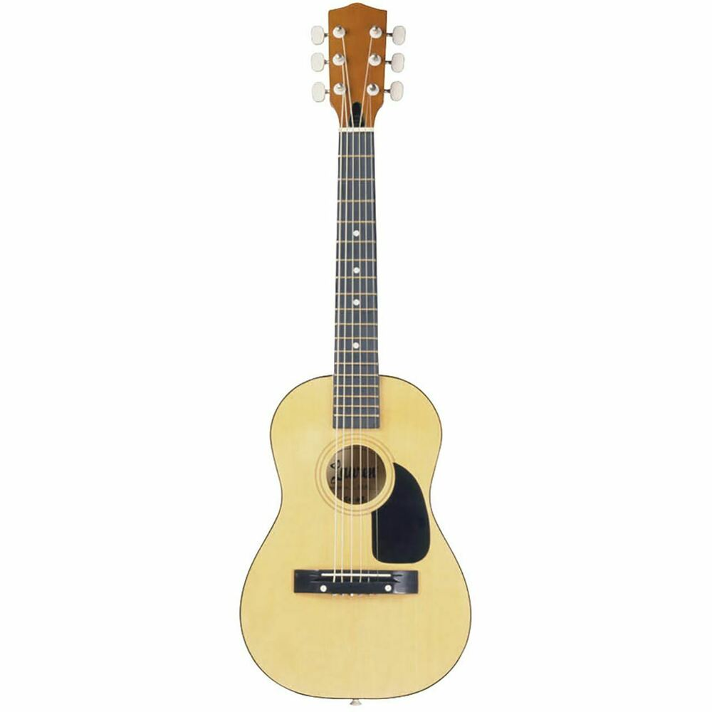 new lauren la30 1 2 size steel string dreadnought acoustic guitar natural ebay. Black Bedroom Furniture Sets. Home Design Ideas