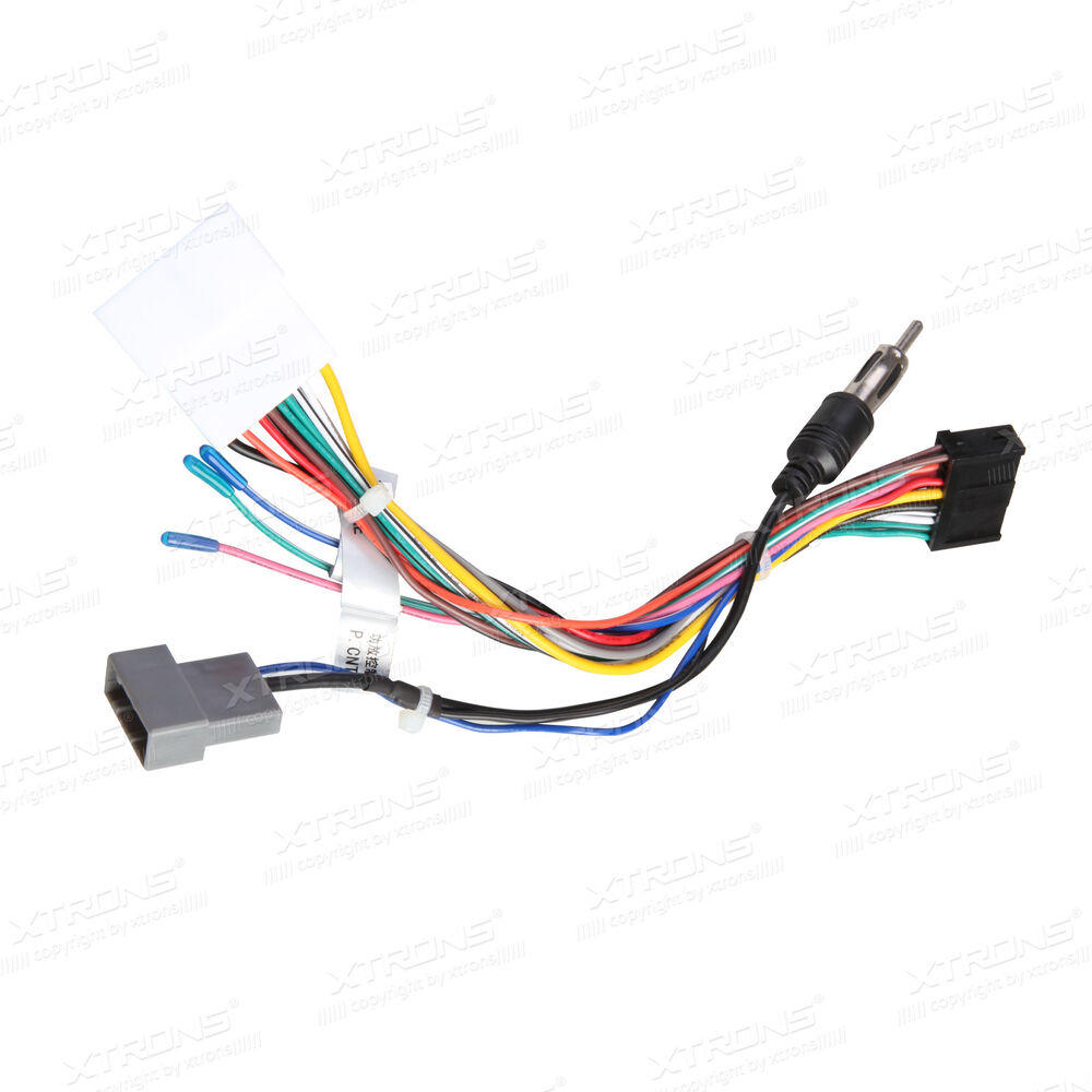 For nissan x trail iso wiring harness connector stereo radio adaptor wiring bullet connectors details about for nissan x trail iso wiring harness connector stereo radio adaptor lead plug