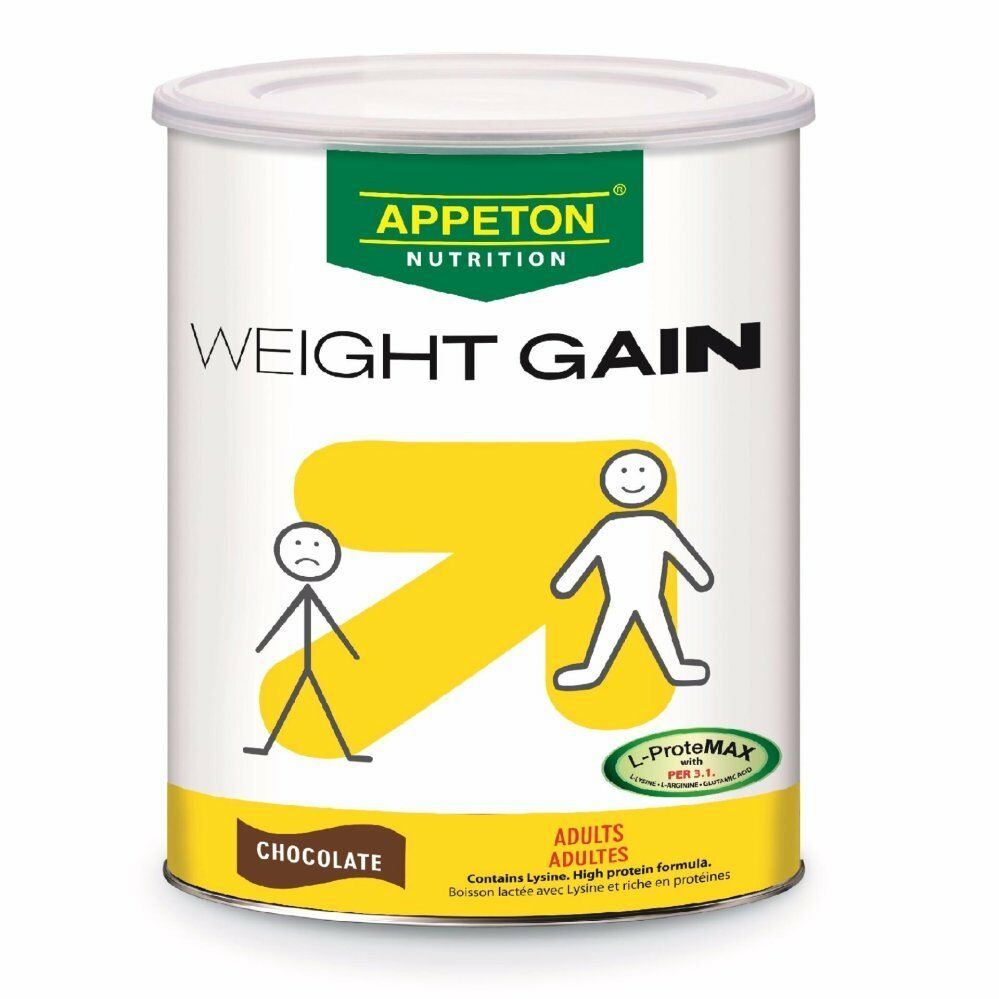 Appeton Weight Gain Powder For Adults 900g 9556586601014