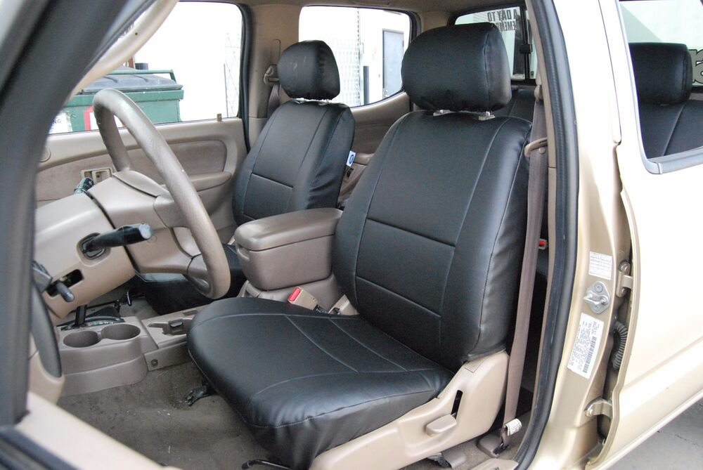 Toyota Tacoma 1999 2004 Iggee S Leather Custom Fit Seat