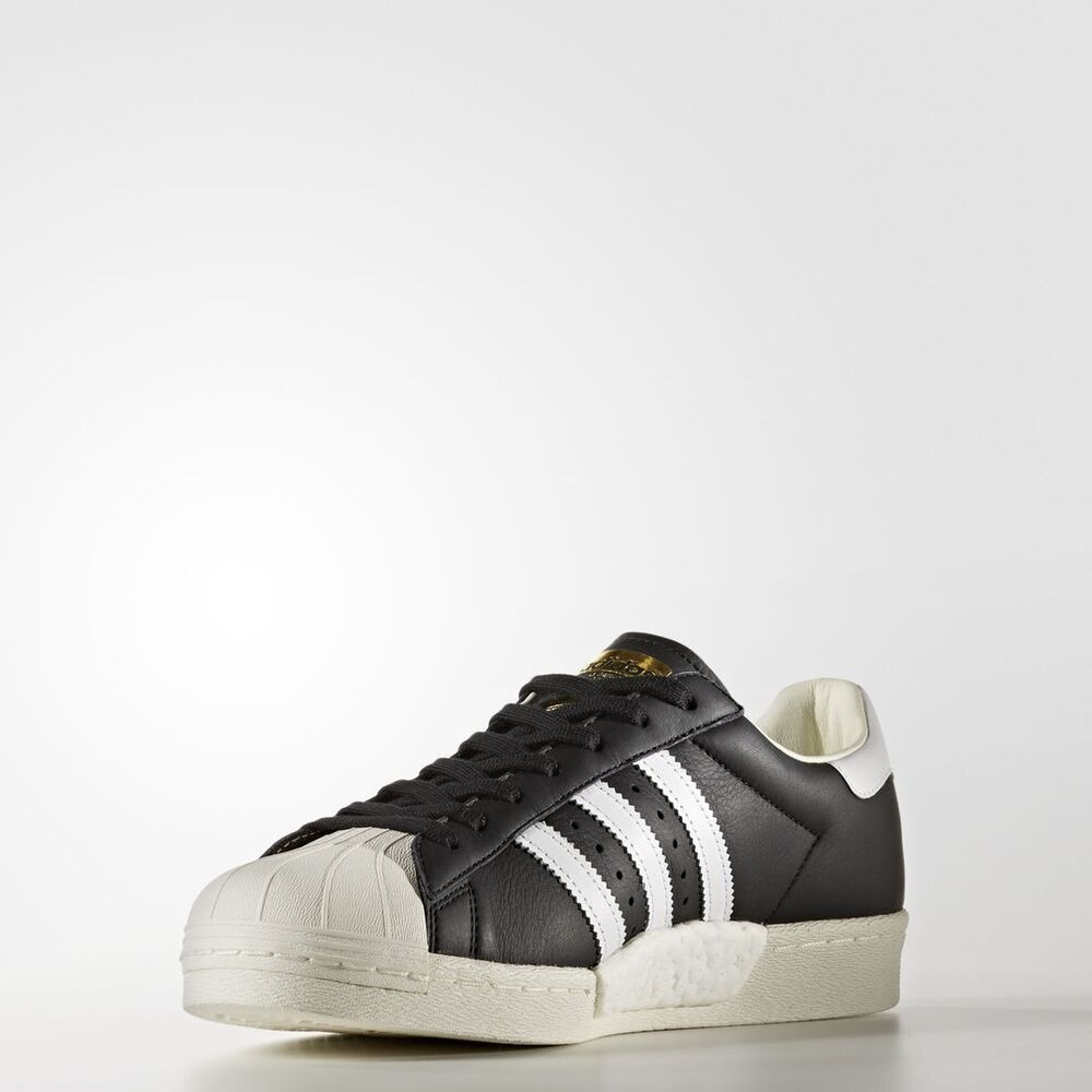 Adidas Superstar Boost Core Black / BB018