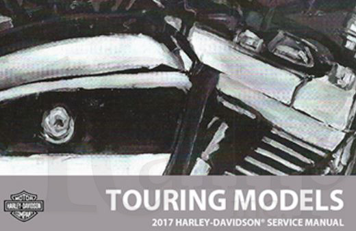 2017 harley touring service manual repair cd with electrical
