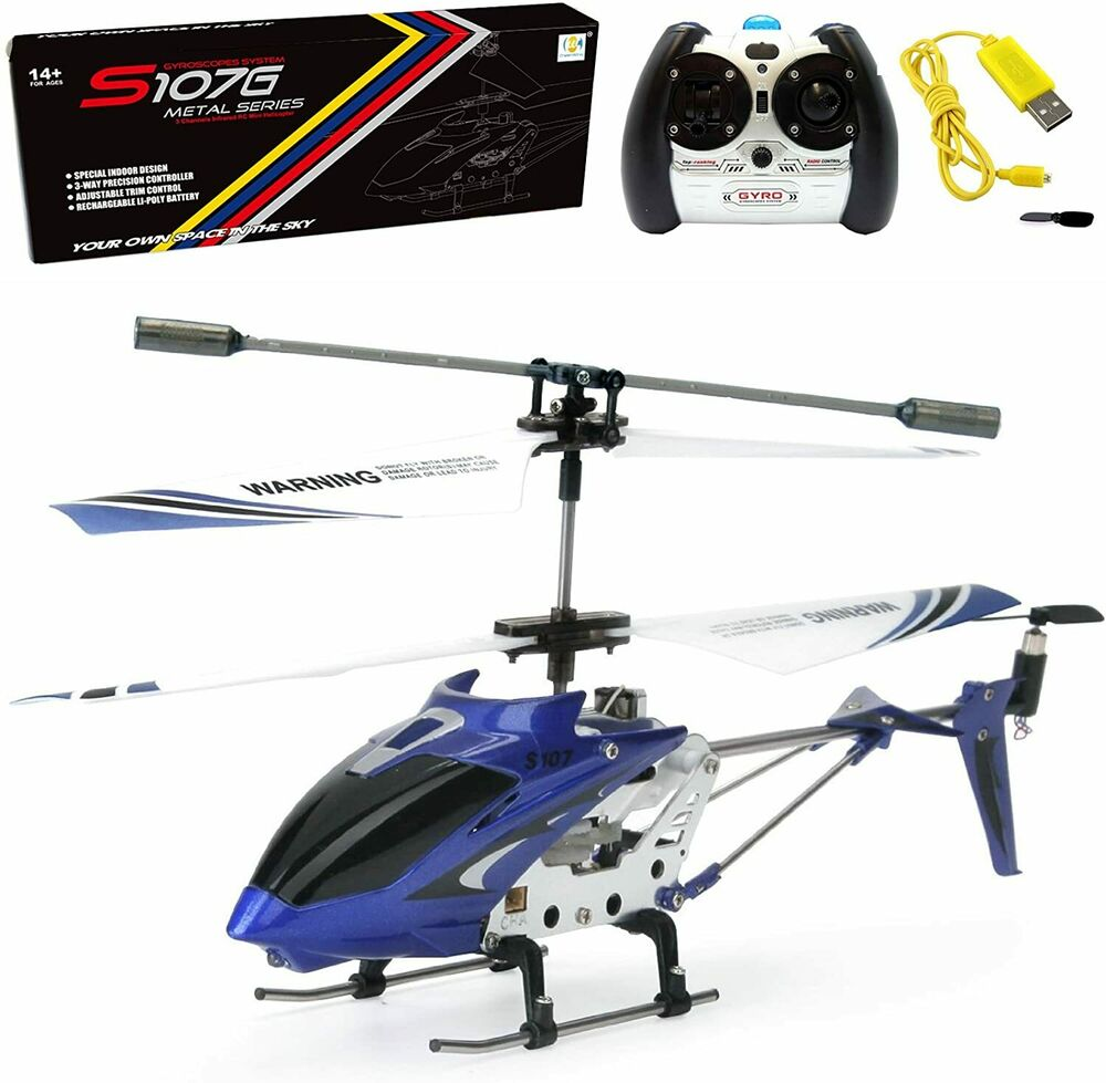Syma S107s107g Phantom 3ch 35 Channel Mini Rc Helicopter With Gyro
