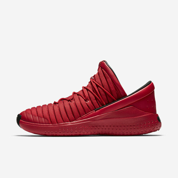 quality design c2659 a5fae Details about New Men s Jordan Flight Luxe Shoes (919715-601) Gym Red Gym  Red Black