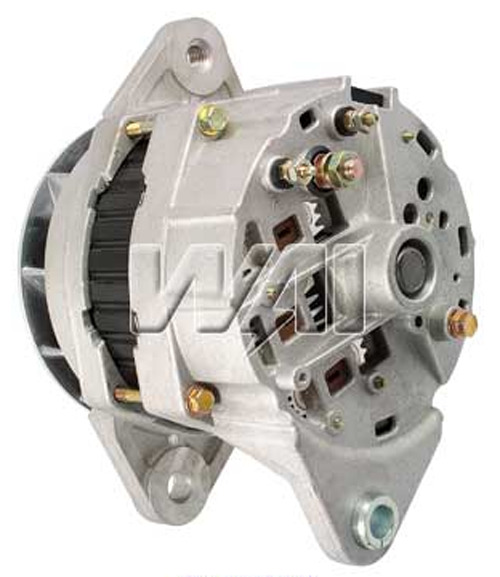 new alternator delco 21si 24v, 70a, 10459026, 10461235 ... delco alternator wiring diagram 24v prestolite alternator wiring diagram 24v