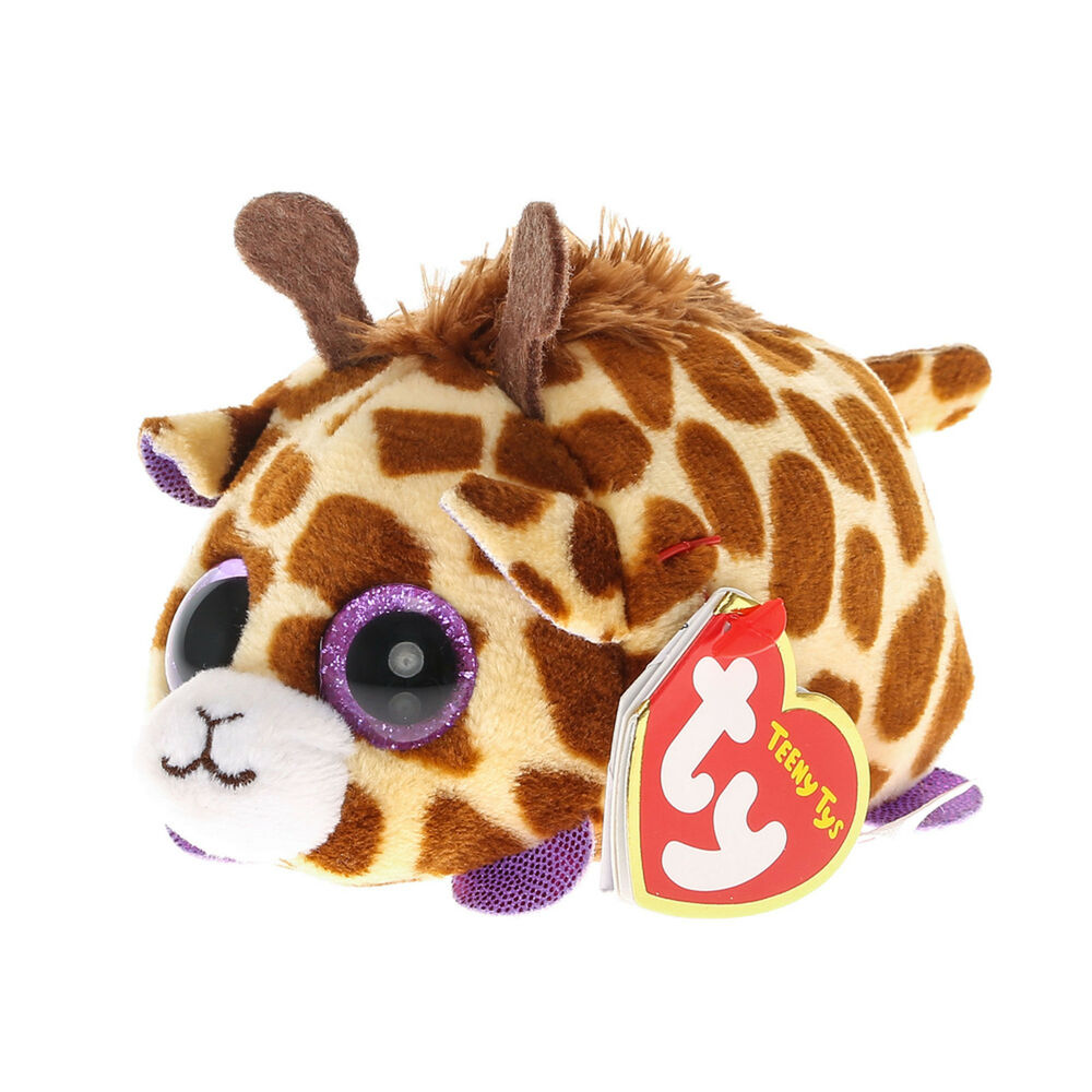 Ty Beanie Boos Teeny Tys 4 Quot Mabs The Giraffe Stackable