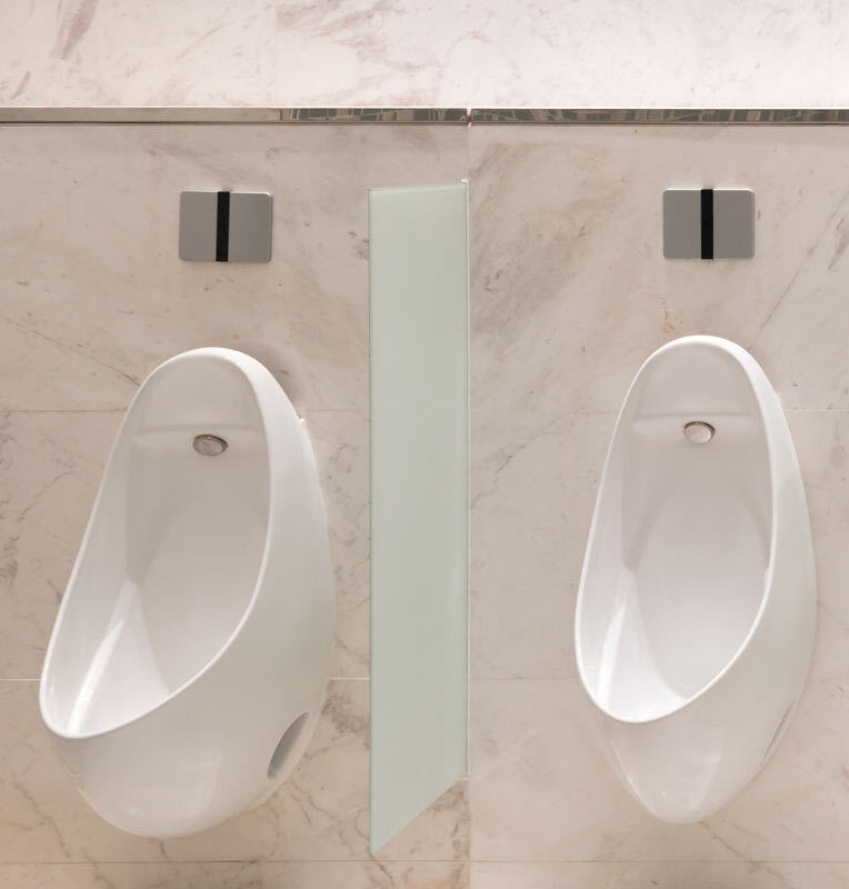 schamwand wc urinal trennwand bidet trennwand toiletten trennwand ebay. Black Bedroom Furniture Sets. Home Design Ideas