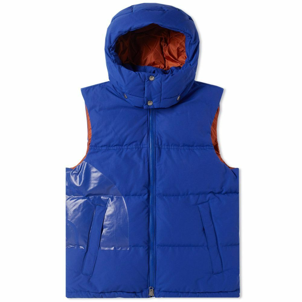 b2ef52d4bd Details about Junya Watanabe MENS x The North Face - Down Vest