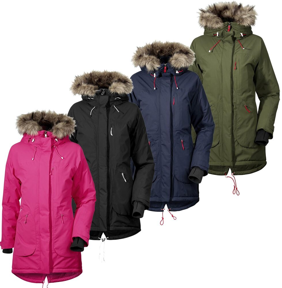 Didriksons parka storm system