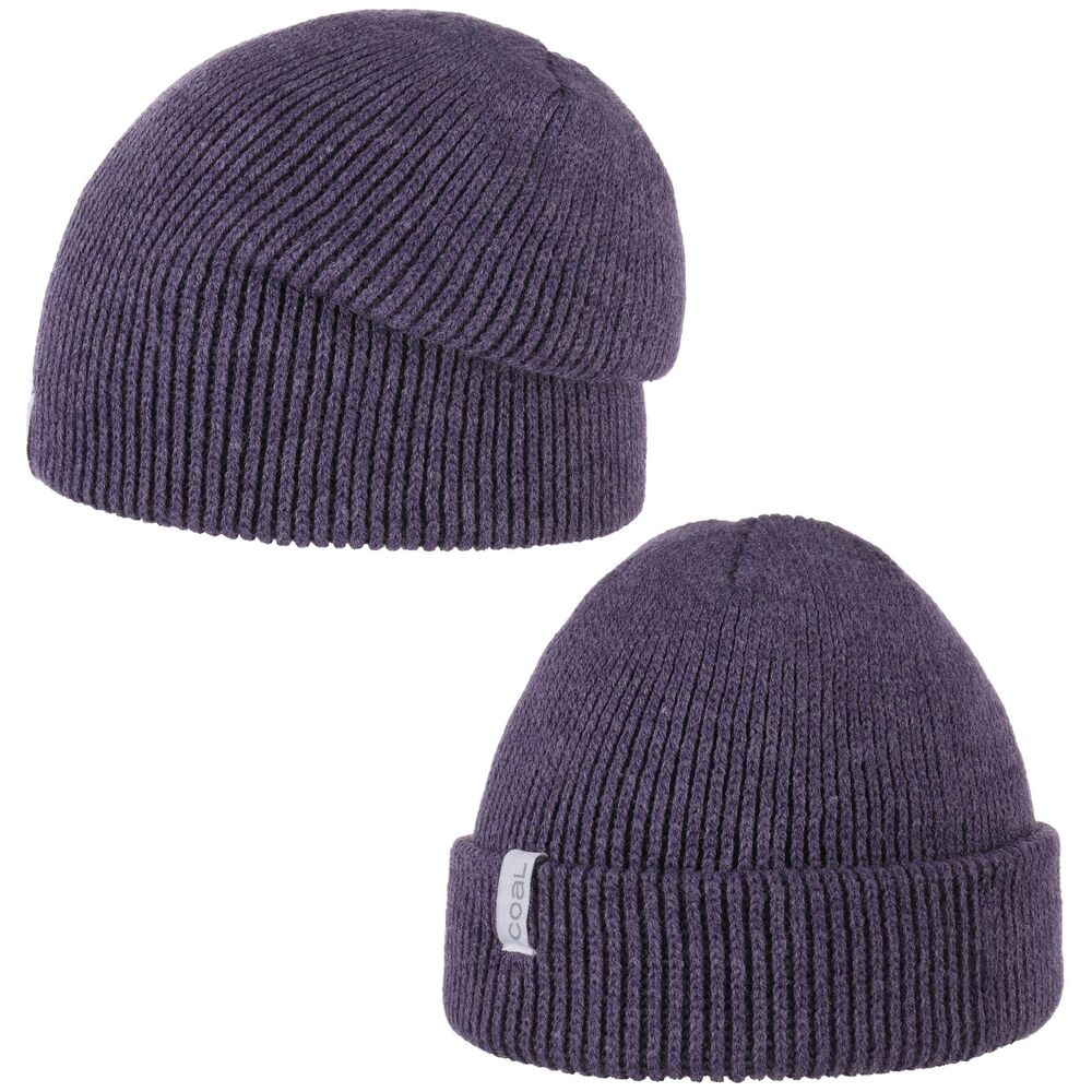 Details about Coal Frena Solid 2 in 1 Beanie Summer hats long beanie  oversized knit hat f2536d87338