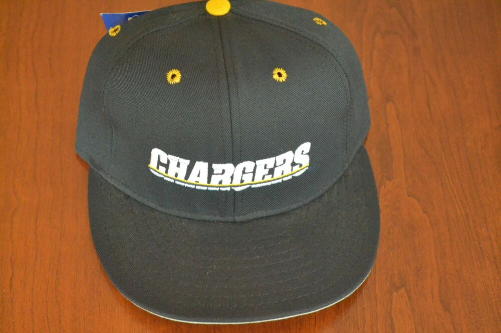 1382cb32f51 Vintage San Diego Chargers Hat