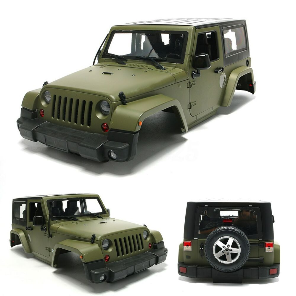 1 10 rc scale truck climbing car hard body shell for. Black Bedroom Furniture Sets. Home Design Ideas