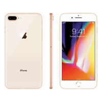 Apple iPhone 8 Plus 64GB Gold Unlocked Open Box