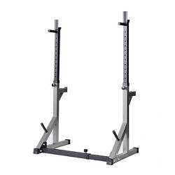 Squat Rack Multifunction Barbell Bench Press Stand Weight Plate Rack Full Boday
