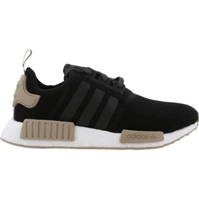 5beee7fb5 Details about ADIDAS NMD R1 BLACK WOOL TAN KHAKI CHAMPS EXCLUSIVE CQ0760  Men s Size 8-13