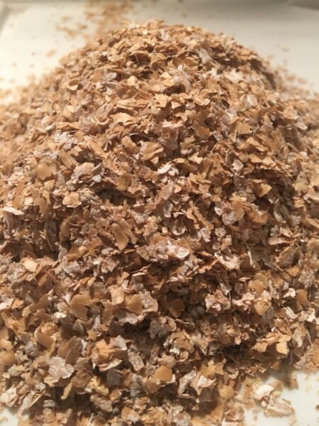 Wheat Bran - 1, 2, 4, 5, 10 Lb Pound Sizes. Mealworm & Superworm food & bedding.