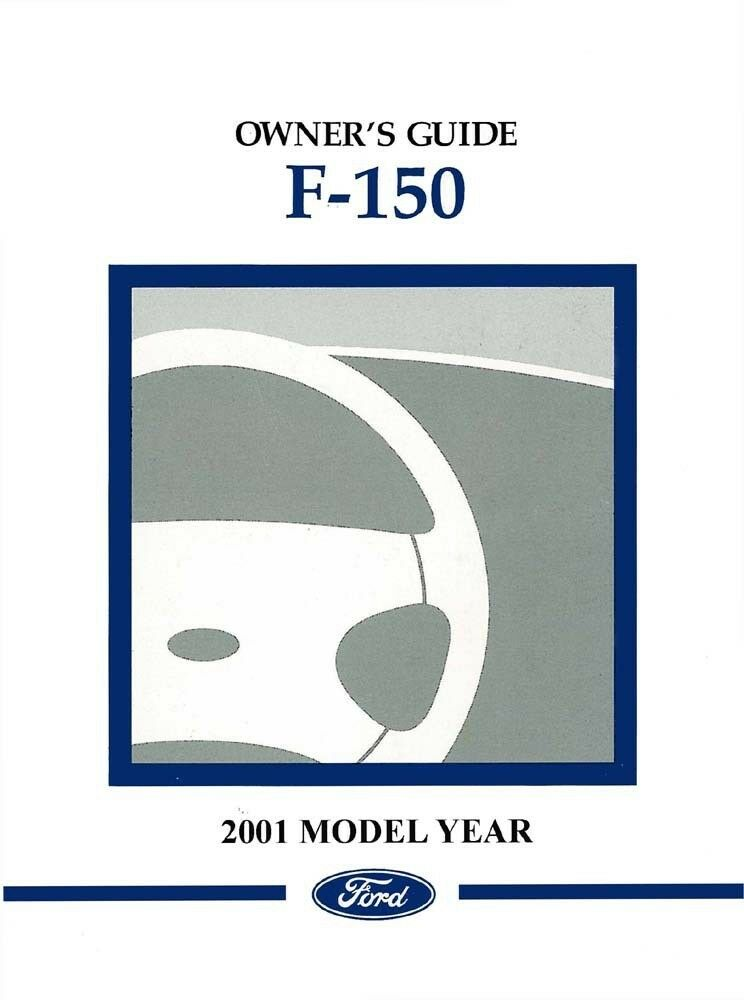 ford    truck owners manual user guide