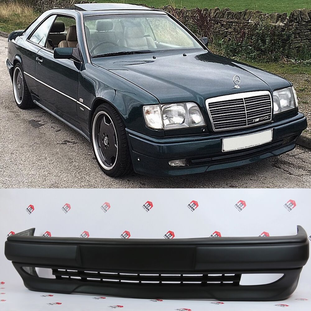mercedes benz class w124 amg 3 style front bumper spoiler. Black Bedroom Furniture Sets. Home Design Ideas