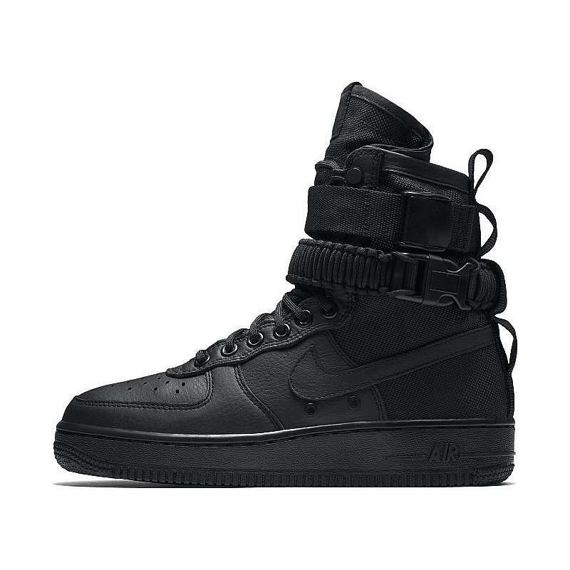 nike W SF AF1 Special Force Air Force 1 BLACK US WOMENS SHOE SIZES 857872-002