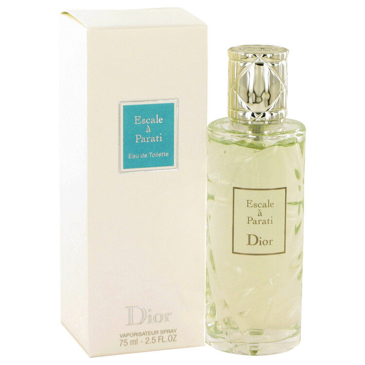 6a18fa3c3e8 Details about Escale A Parati Perfume By CHRISTIAN DIOR FOR WOMEN 2.5 oz Eau  De Toilette Spray