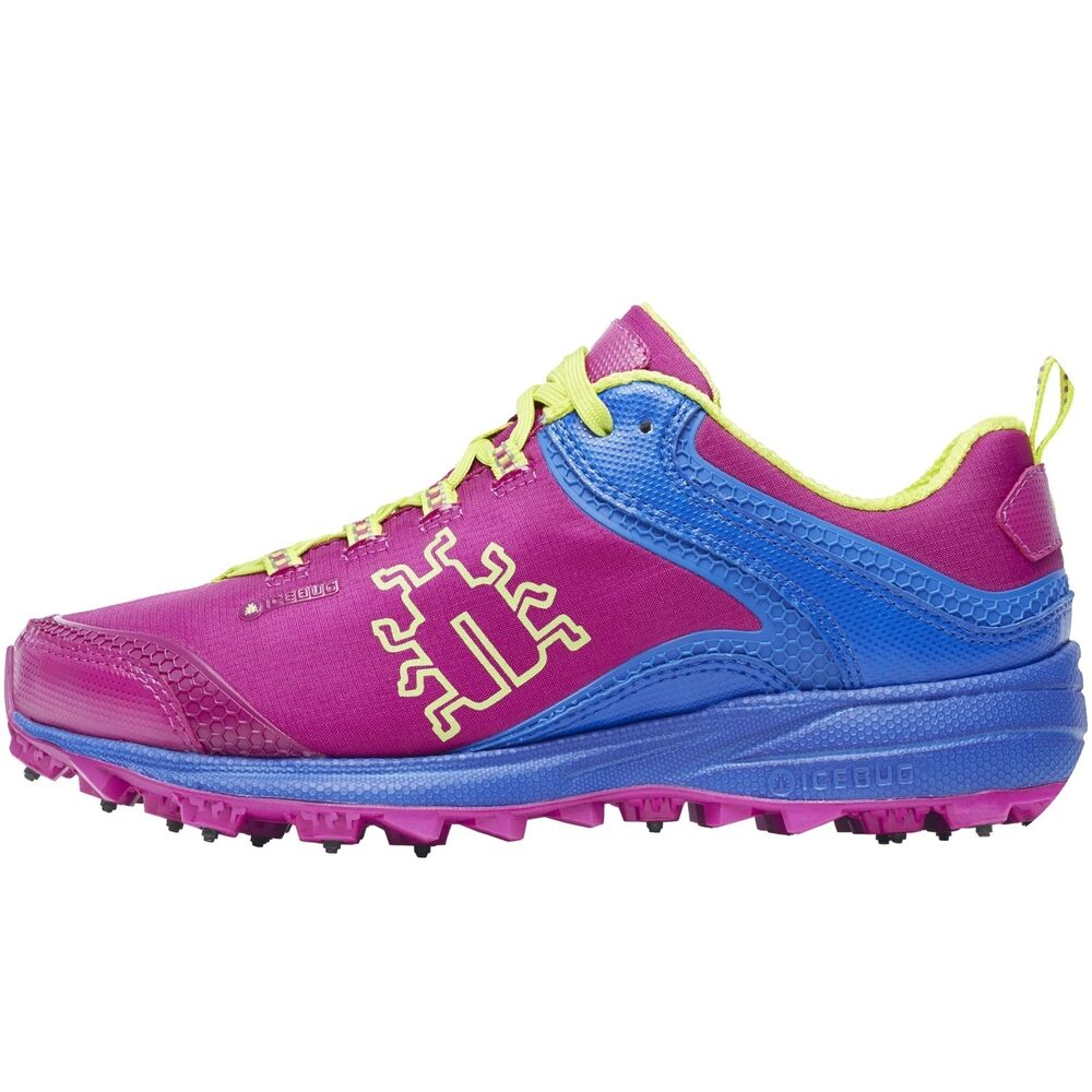 Icebug Studded Running Shoes
