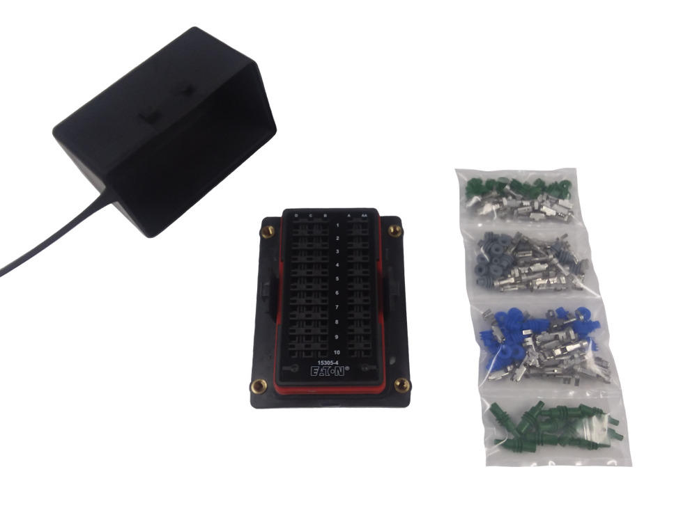 bussmann rtmr 15303 4 waterproof fuse relay panel box with terminas 12v kit ebay waterproof fuse relay box (wfrb) waterproof fuse relay box