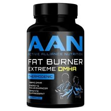 AAN Fat Burner EXTREME DMHA - VERY STRONG! Weight Loss, Energy, Mood Elevation
