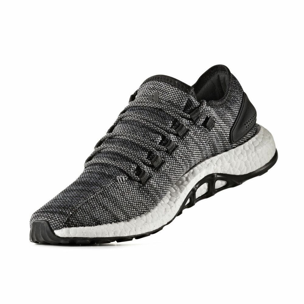 94b19c2ef Details about New Men s ADIDAS PureBOOST All Terrain Running Sneaker -  S80787 Core Black