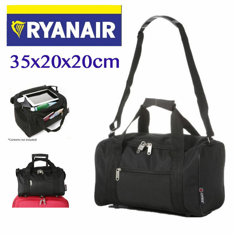 small 35 x 20 x 20 cm ryanair second cabin hand luggage. Black Bedroom Furniture Sets. Home Design Ideas