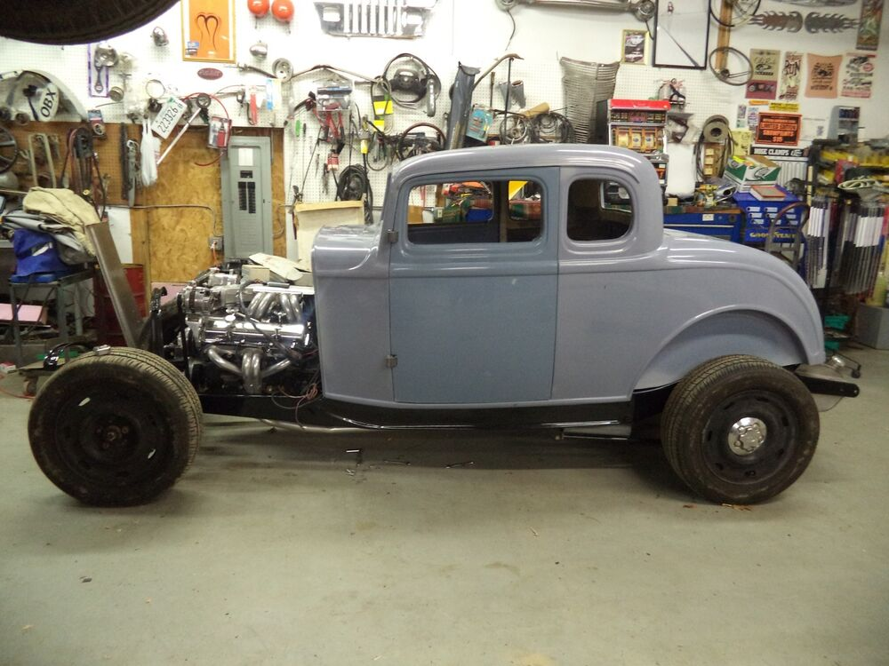 Hot rod body