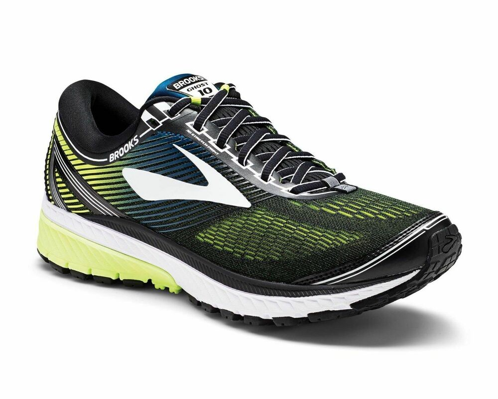 Details about   NEW RELEASE   Brooks Ghost 10 Mens Running Shoes (D) (024) c159fffe4