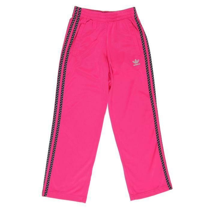 6816d4629fbd Details about Girls adidas Originals Tracksuit Bottoms Pants Pink Junior  Age 8-13 Years