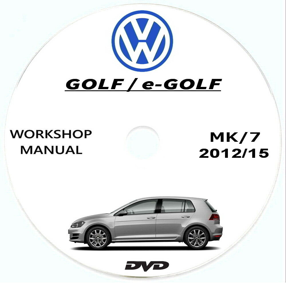 Schema Elettrico Golf 7 : Workshop manual volkswagen golf vii manuale officina schemi