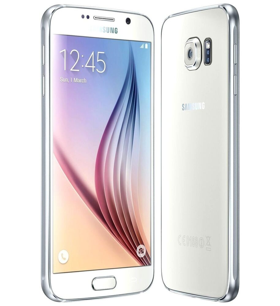 Boost Phones At Walmart >> Samsung Galaxy S6 32gb Certified Pre Owned Boost Mobile