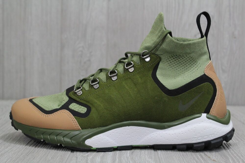 d7ae86bb908bb Details about 24 New Nike Air Zoom Talaria Mid FK PRM Flyknit Men s Shoes  Sz 8.5-11 875784 300